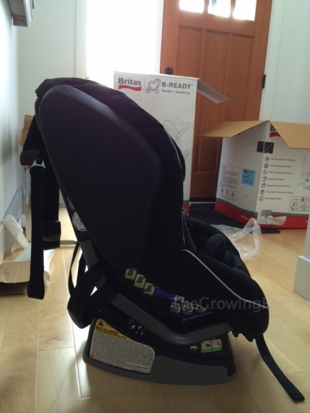 Britax Advocate G4 Canada Car Seat [Review] - The Growing Family
